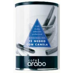 LATA ARABO NEGRO CANELA 110g